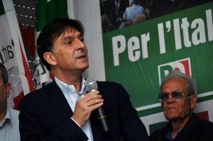 Enrico Gasbarra intervento PD