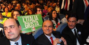 Gasbarra Bersani e Zingaretti
